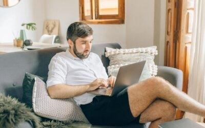 Errores que NO debes cometer al trabajar desde tu casa